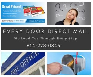 print postcards EDDM Every Door Direct Mail