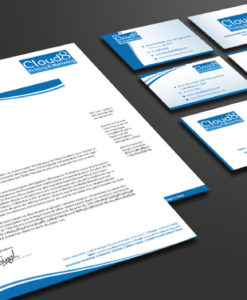 Letterhead printing and envelope printing