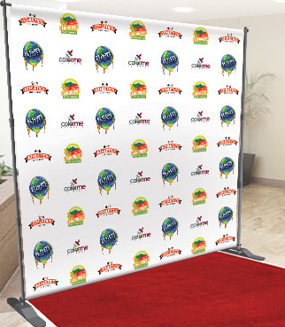 Step and repeat banner cloud8printing.com